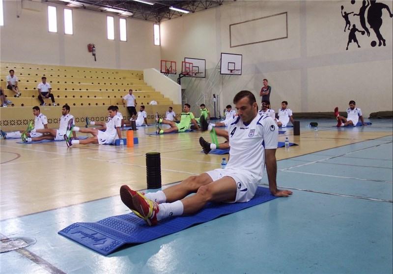 حسینی بازی تیم ملی با ترکمنستان و گوام را از دست داد