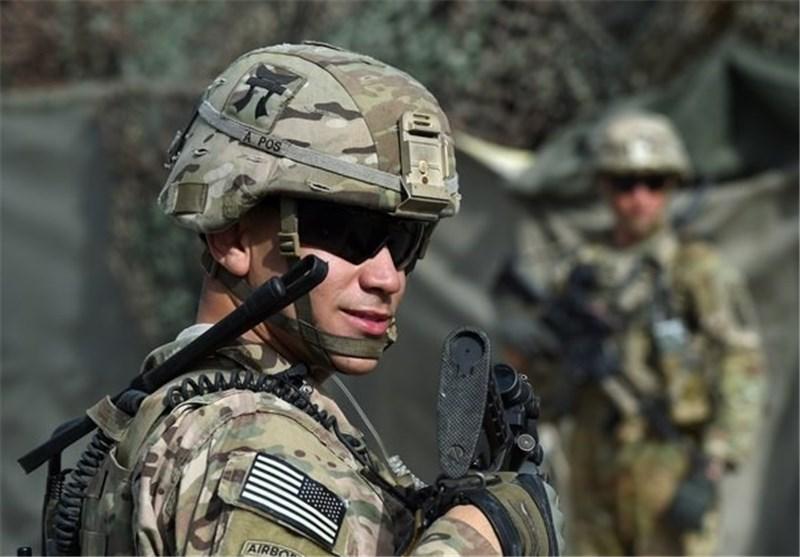 سرباز آمریکایی در افغانستان