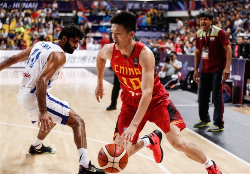 China Crowned FIBA Asia Champion