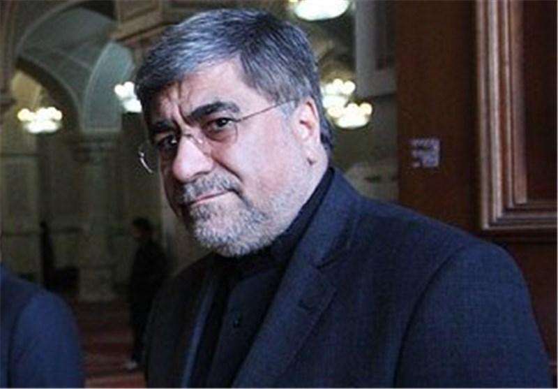 وزیر ارشاد / علی جنتی