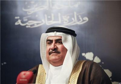 حمایت وزیر خارجه رژیم آل خلیفه از اظهارات گستاخانه بن سلمان علیه ایران