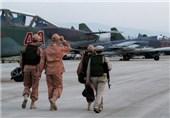 عکس/جنگنده های روسیه در سوریه
