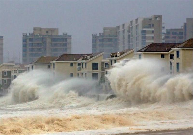 عکس/ طوفان دوجوان در چین