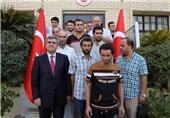 سازمانهای اطلاعاتی ایران در آزادی کارگران ترک در عراق یاری رساندند