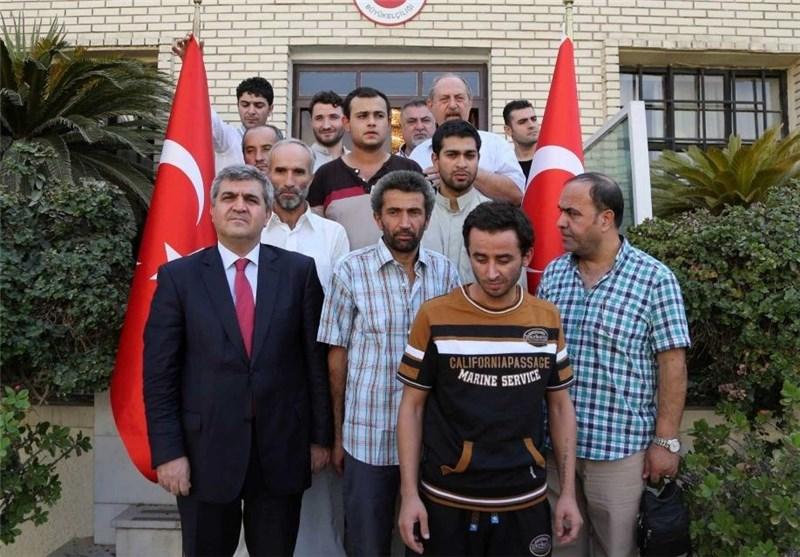 کارگران ترکیهای