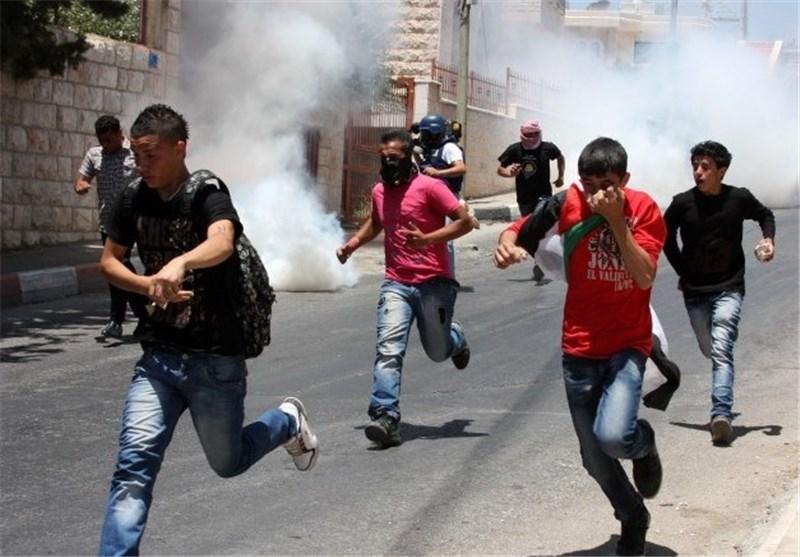یورش نظامیان صهیونیست به نابلس و زخمی شدن تعدادی از فلسطینیان