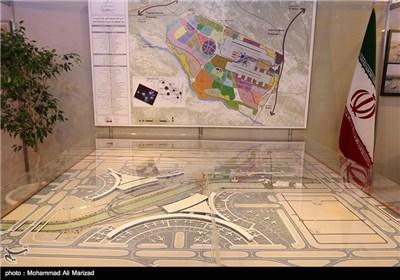 نمایشگاه جنبی همایش بین المللی معرفی فرصت های سرمایه گذاری در حمل و نقل ، مسکن و شهرسازی
