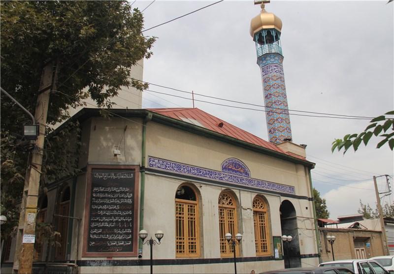 مسجد مهدیالقدم ارومیه محور هنرهای مذهبی در استان آذربایجان غربی