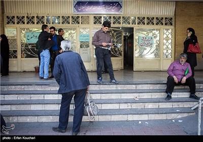 حاشیه اولین دادگاه بابک زنجانی