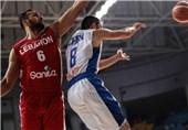 بسکتبال لبنان