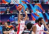 نیکخواه بهرامی مؤثرترین بازیکن ایران مقابل ژاپن شد