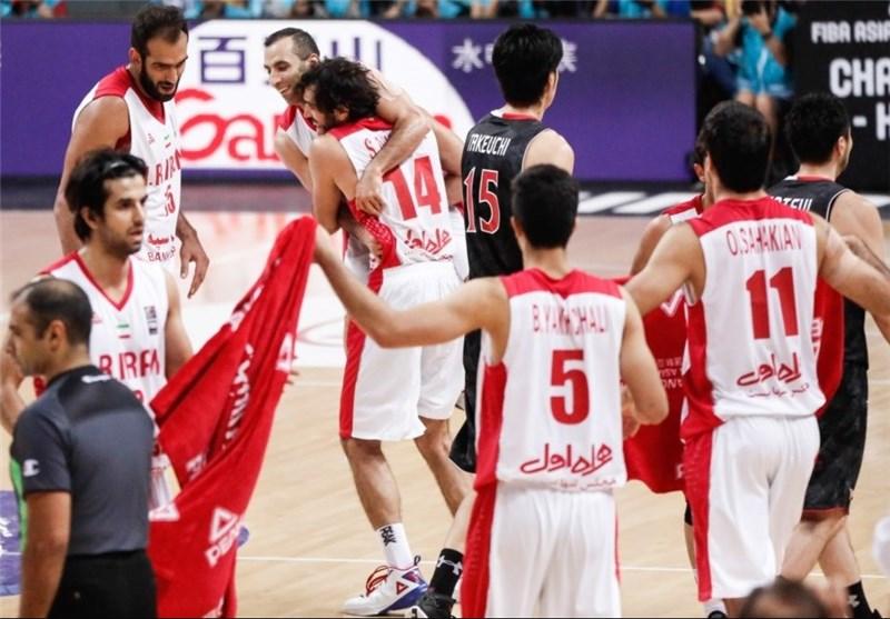 سومی ملیپوشان بسکتبال ایران به روایت تصویر