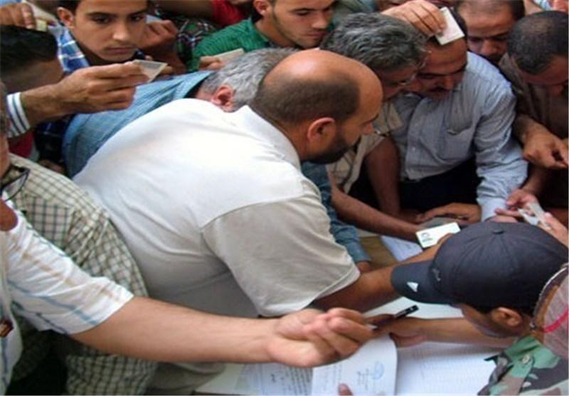بیش از 700 فرد مسلح تسلیم ارتش سوریه شدند