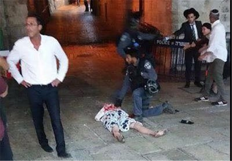 کشته شدن 2 صهیونیست در حمله یک فلسطینی