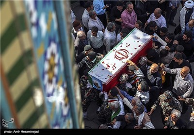 Iran Holds Funeral Processions for Victims of Deadly Crush in Saudi Arabia
