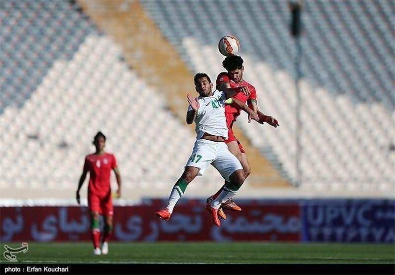 Iran Held by Saudi Arabia at WAFF U-23 Championship