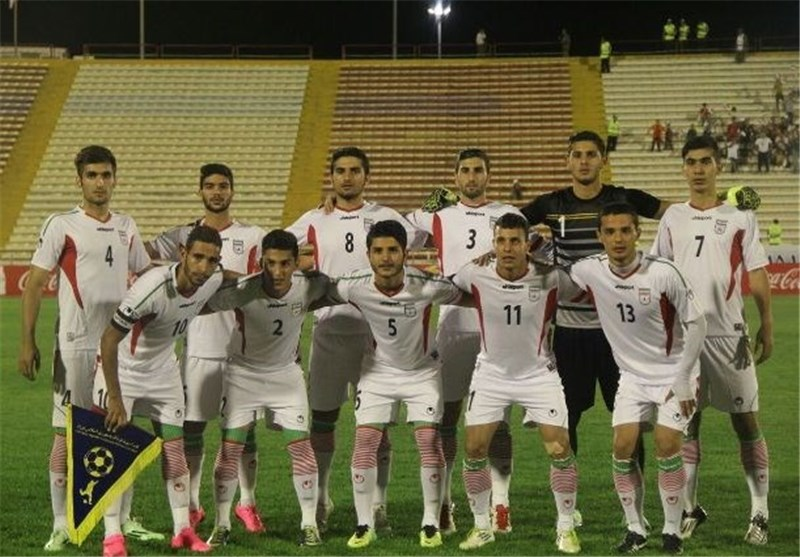 Iran Wins Group E to Reach U-19 Championship Final