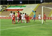 Iran Routs Jordan in Asian U-19 Qualifiers