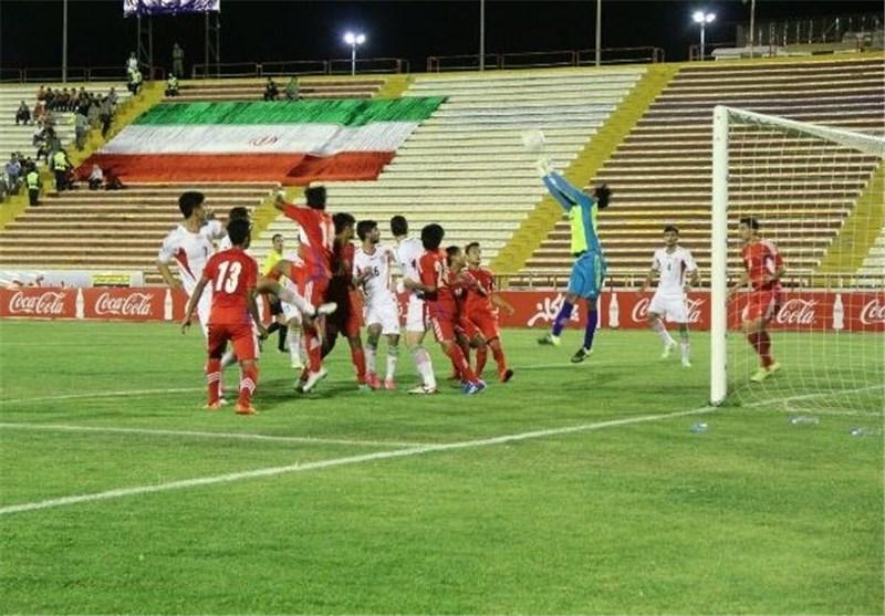 Iran Routs Jordan in Asian U-19 Qualifiers