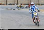 دور دوم مسابقات چندجانبه موتورسواری در کرج برگزار میشود