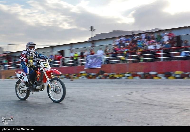 مسابقات موتورسواری هفته ناجا - شیراز