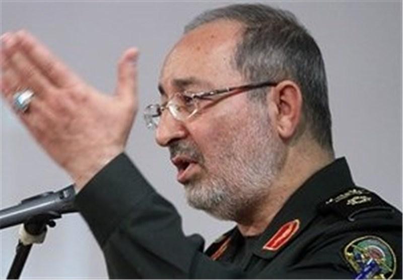 العمیدجزائری: منافذ تغلغل أمریکا فی ایران الاسلامیة مغلقة