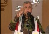 العامری: سردار قاسم سلیمانی با موافقت بغداد در عراق است