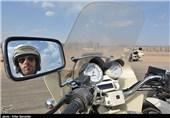 فیلم/موتور سواری در خطرناک ترین جاده