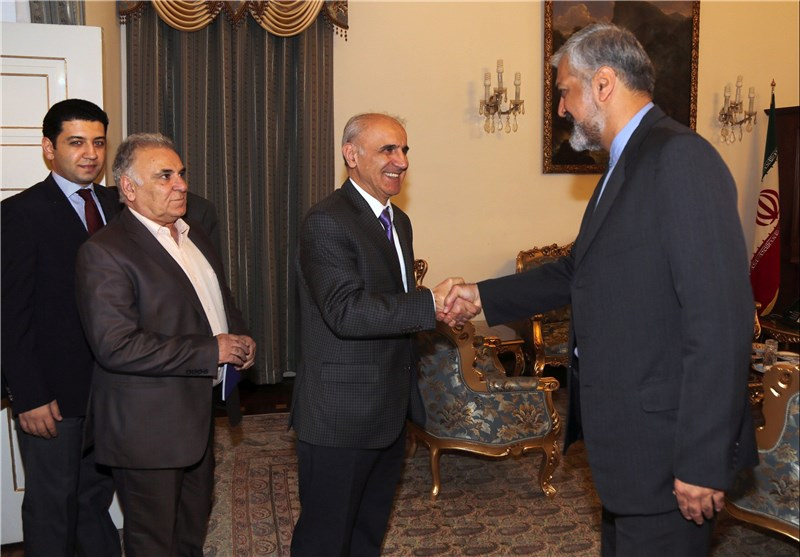 سرمدی - سفیر ارمنستان