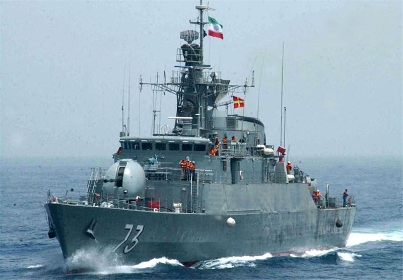 القافلة العسکریة لسلاح البحر الـ 38 ترسو فی میناء بندر عباس وتقوم بـ «282» مهمة فی خلیج عدن