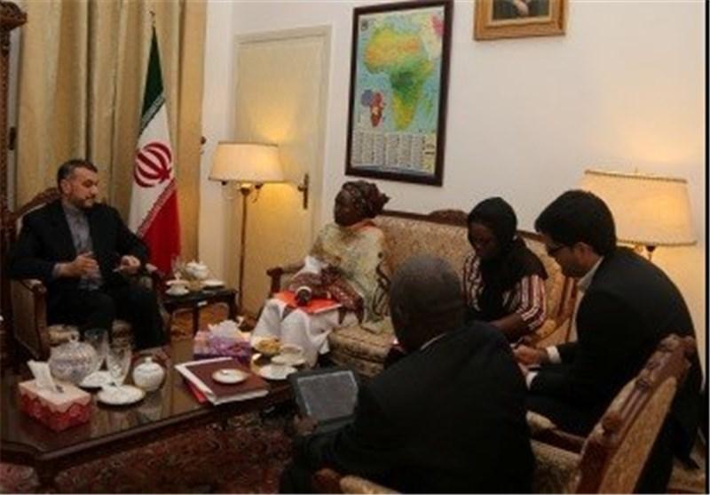 Iran, Uganda Eye Launching Anti-Terror Cooperation