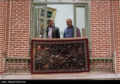Photos: Iran's Tabriz Named World's Carpet Capital