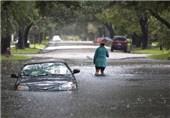 17 کشته در سیلاب شدید سواحل شرق آمریکا