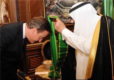 آل سعود جاسوس انگلستان است