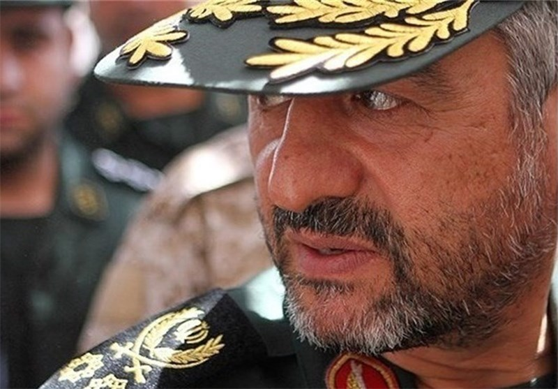 IRGC Commander Hits Back at Trump for Anti-Iran Remarks