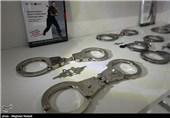 بازدید جانشین رئیس پلیس آگاهی ناجا از نمایشگاه «ایپاس»