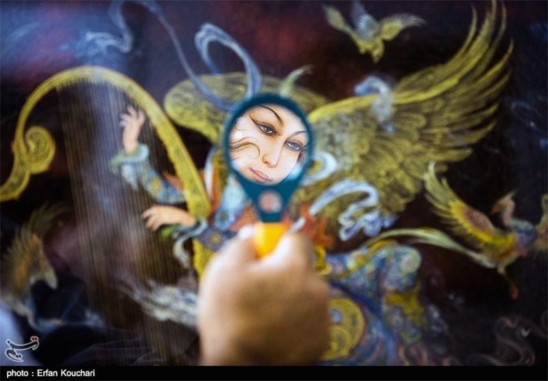 حراج ملی نگارگری فرشچیان