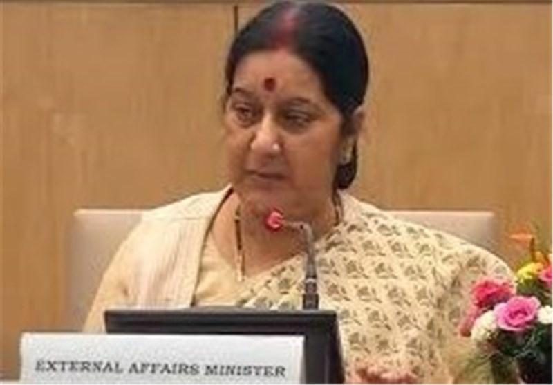وزیر خارجه هند خواستار ادامه حضور نظامیان آمریکایی در افغانستان شد