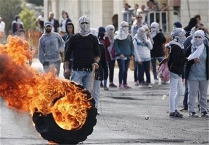 18 إصابة واعتقالات خلال مواجهات بمخیم الامعری