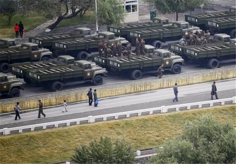حمله نمادین کره شمالی به اقامتگاه رئیسجمهوری کره جنوبی در یک رزمایش