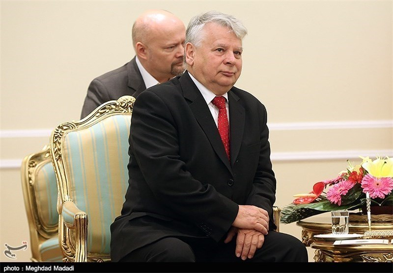 Poland Eager to Boost Economic Ties with Iran
