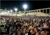 دعای کمیل حجاج ایرانی در مکه برگزار شد