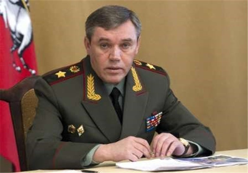 Russian Military Chief Criticizes US, Japan, South Korea Drills