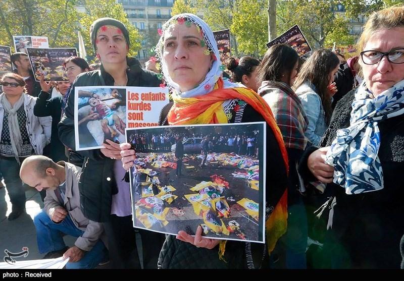 انفجار دو بمب در آنکارا - ترکیه