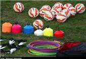 برگزاری فستیوال ملی فوتبال پایه در کردان کرج