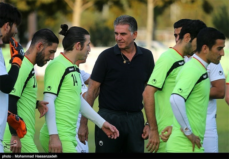 Iran Hungry for Victory over Oman: Carlos Queiroz