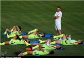 آقاجانیان: تیم ملی در حال حاضر شرایط خوبی دارد/ امیدوارم مستقیم به جام جهانی برویم