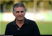 Iran Lacked Cutting Edge against Turkmenistan, Carlos Queiroz Says