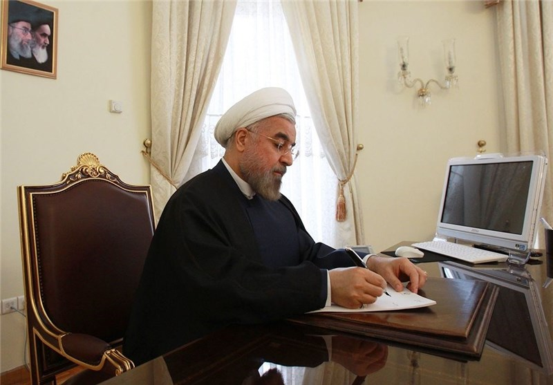 Iran's President Offers Condolences to Thailand on King's Death