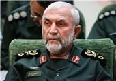 برگزاری مراسم تکریم سردار شهید حسین همدانی در سوریه